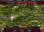 Игровая карта и расположение соседних городов.