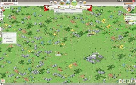 Фильтр отображения объектов на игровой карте.