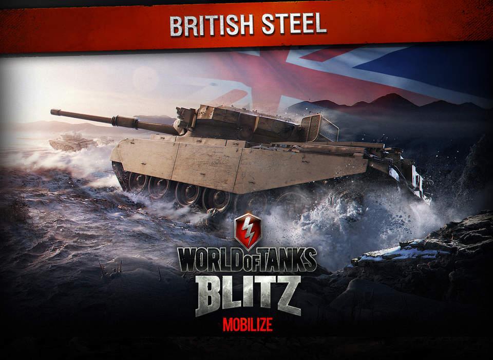 Wargaming.net, které přineslo extrémně populární MMO akční hru World of Tanks a v blízké době i World of Warplanes, oznámilo Android / iOS verzi hry - World of Tanks Blitz.