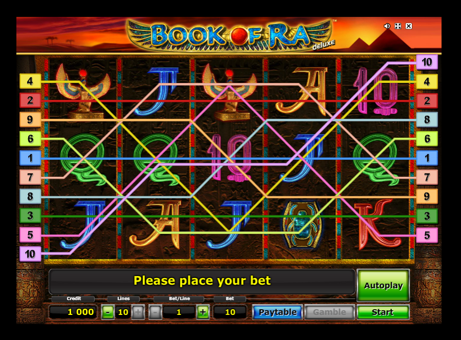 Book Of Ra 2 Deluxe Free