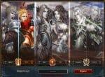 Ведите имя персонажа после регистрации в игре Легенда о Героях