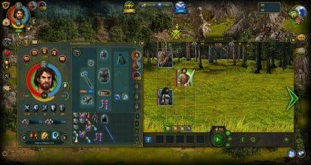 Инвентарь и экипировка в Imperial Heroes 2