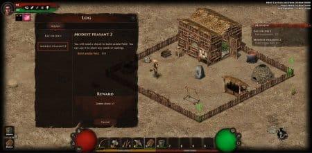 Задания в игре Wild Terra