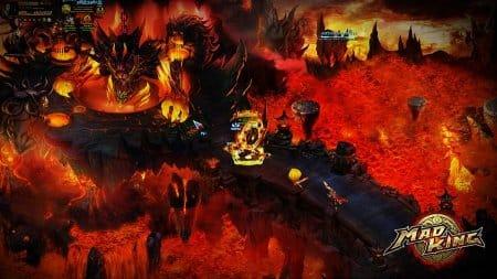 Локации в игре Mad King