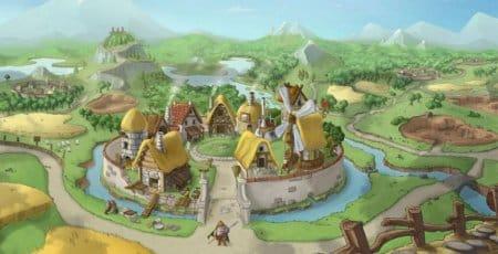Вся деревня